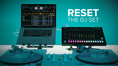 RESET THE DJ SET