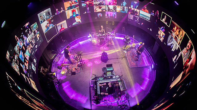 Music Matters Productions and the V-600UHD: In the Round Innovation