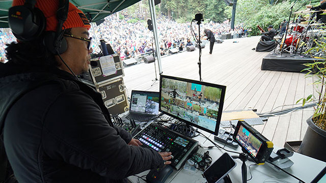 RomeDigs Reyes: Ahead of the Streaming Curve with the V-160HD