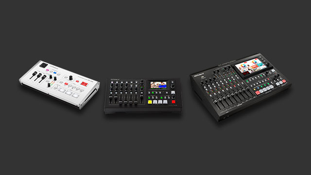 VR-Series Streaming Switcher Comparison