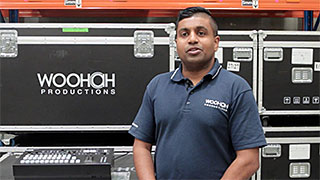 WooHah Productions review the Roland V-800HD MK II AV Multi-format Video Switcher