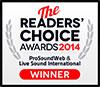 PSW Reader's Choice Award