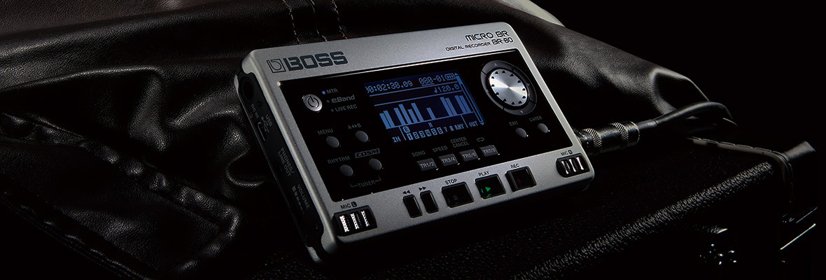 BOSS Multi-Track Recorder