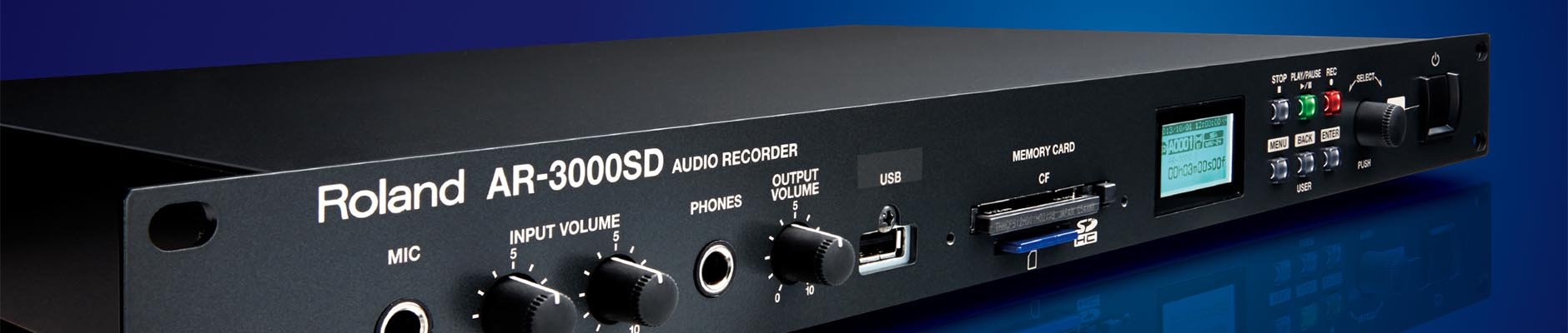 Audio Playback/Record