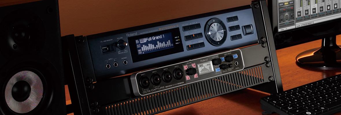 Zvukové moduly