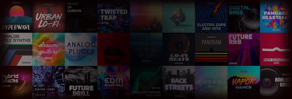 SDZ Sound Packs