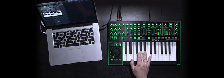 AIRA:PLUG-OUT Synthesizers