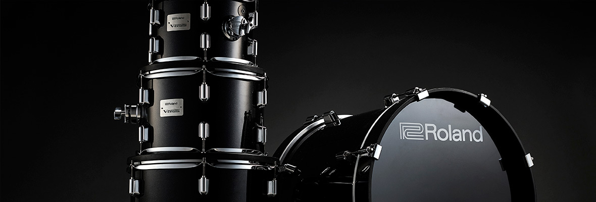 V-Drums Acoustic Design