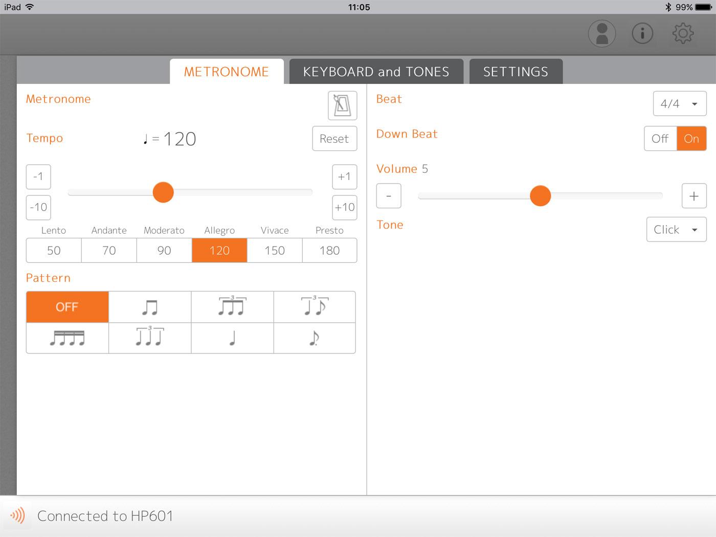 Roland - Piano Partner 2 Version 2 0 | iOS/Android App