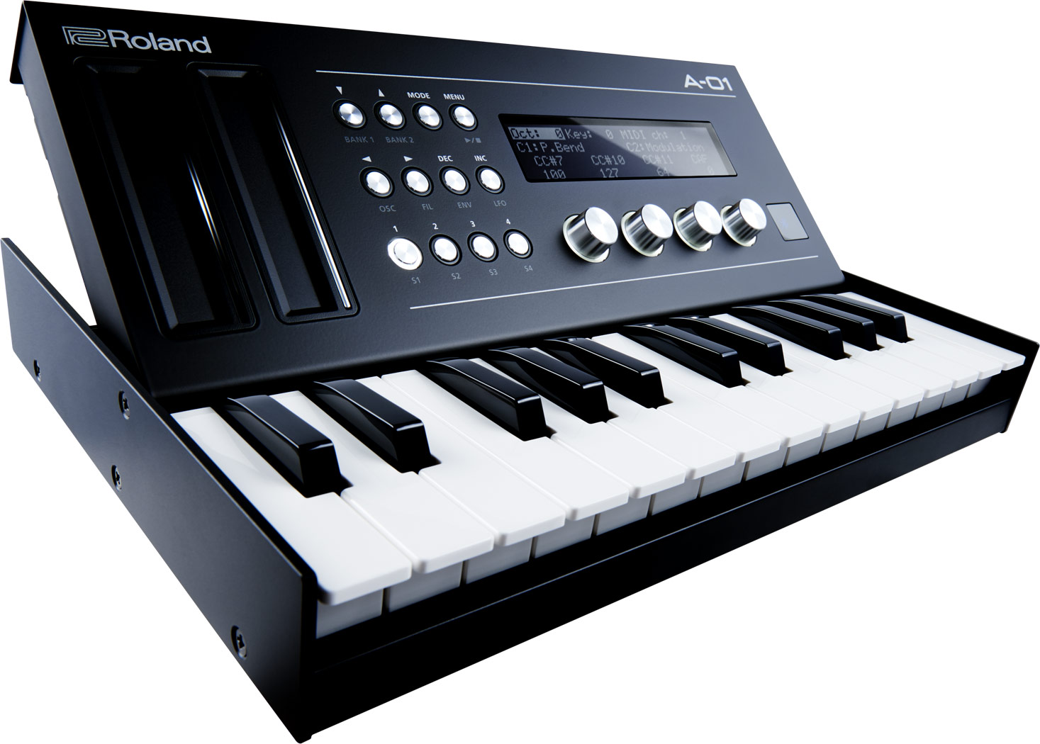 ROLAND A-01 CONTROLLER DRIVERS UPDATE
