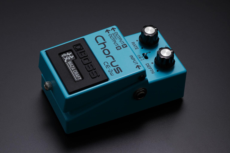 BOSS: Waza Craft CE-2W Chorus Pedal