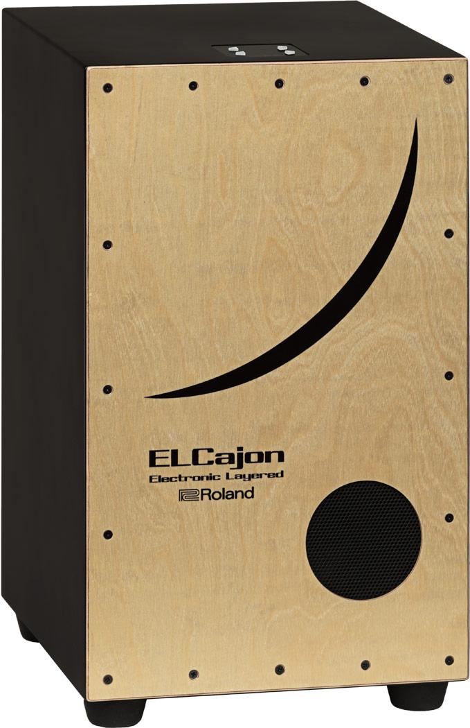 Roland(ローランド) Electronic Layered Cajon EC-10
