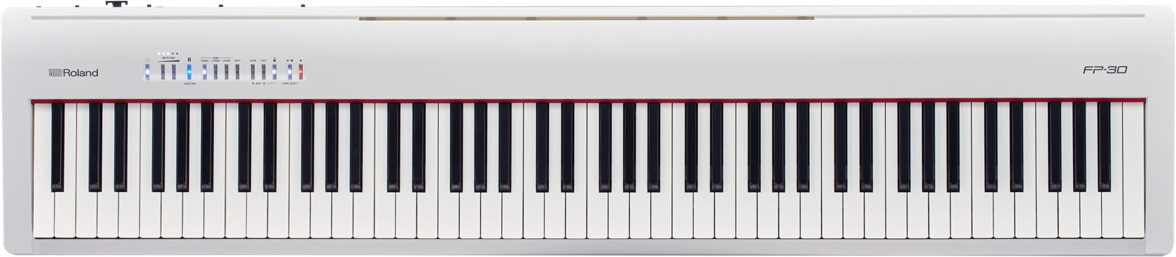 Roland pianoforte digitale FP30 White