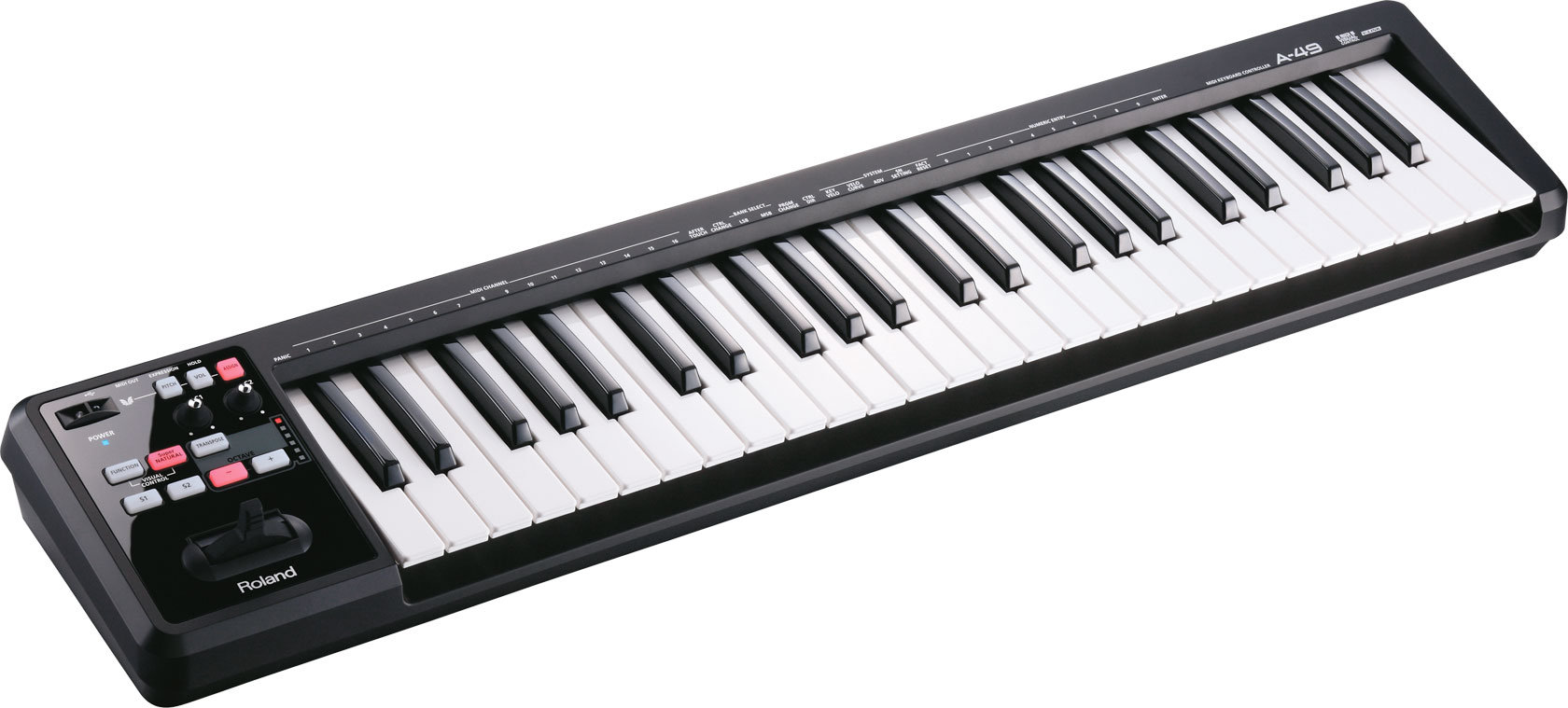 Roland A-49 Keyboard Driver PC