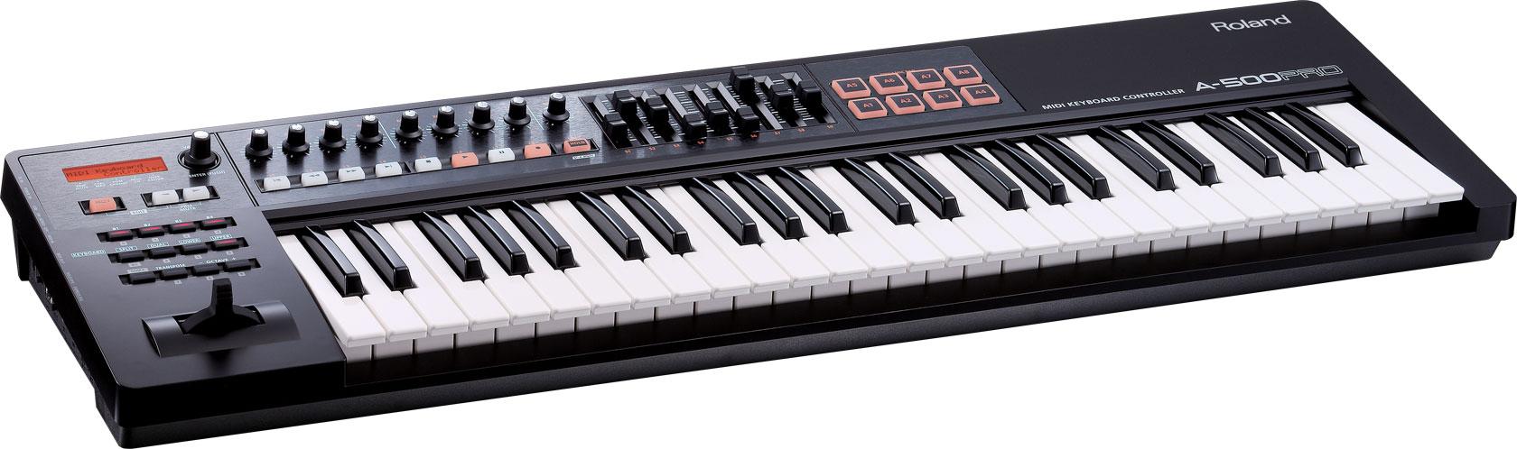 Roland A-500PRO MIDI Keyboard Controller Sound Driver FREE