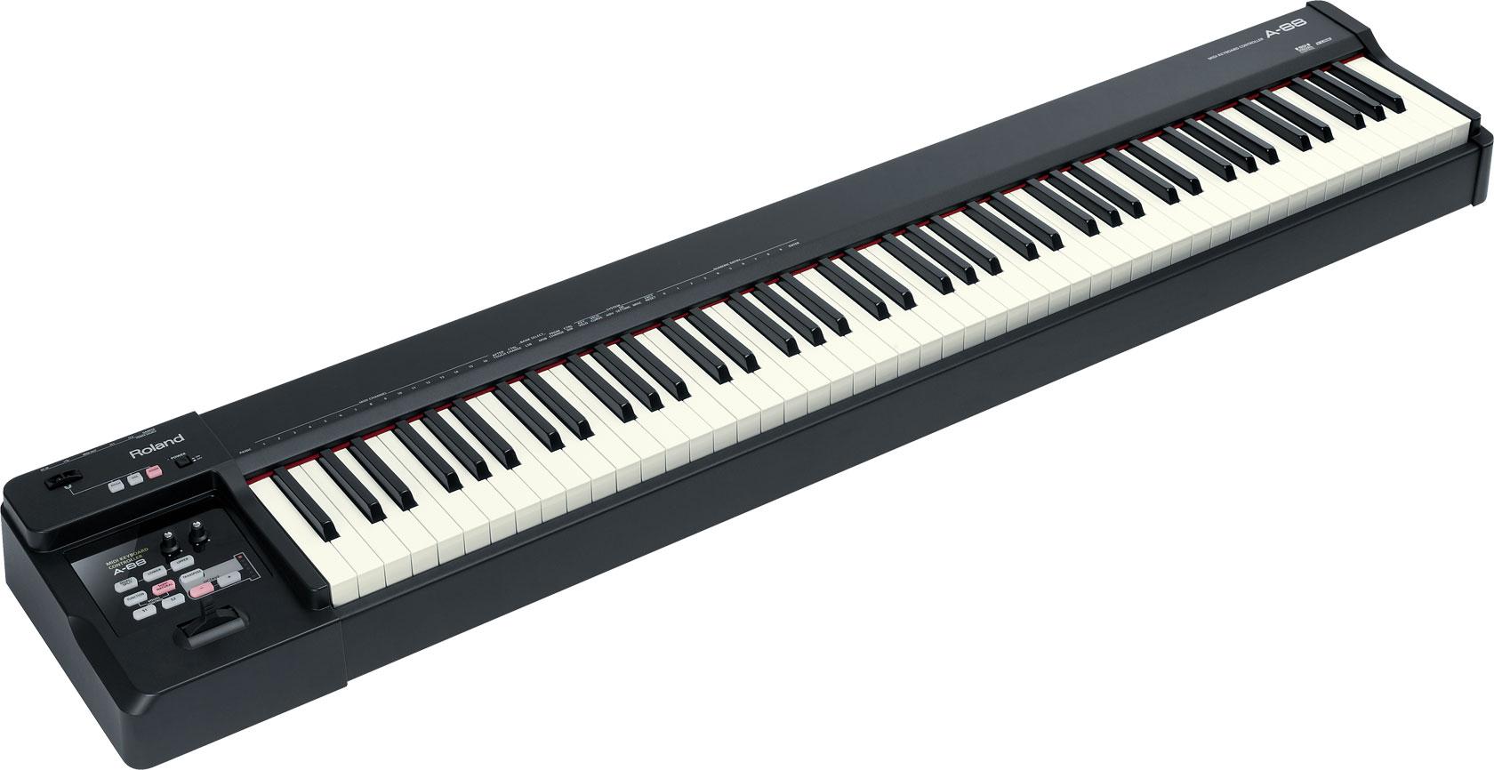 Roland - A-88 | MIDI Keyboard Controller