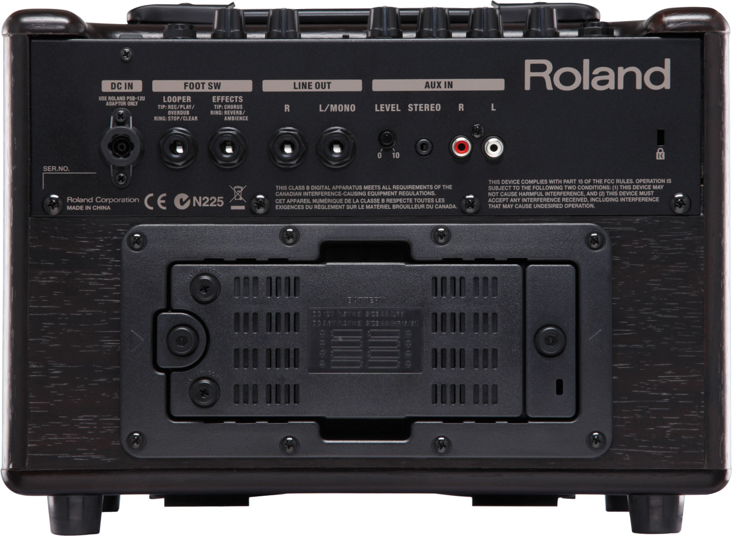 Roland - AC-33 | Acoustic Chorus Guitar Amplifier
