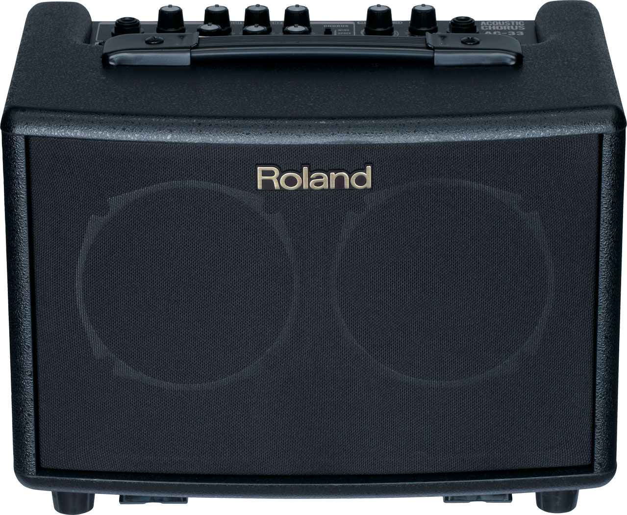 Roland Ac 33 Acoustic Chorus Guitar Amplifier Sonic Gear Quatro 2 Portable 20 Speaker