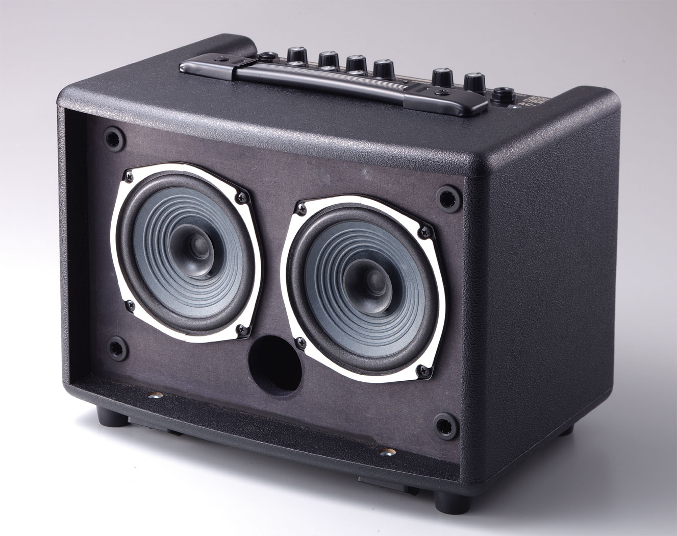 Stereo Guitar Amplifier