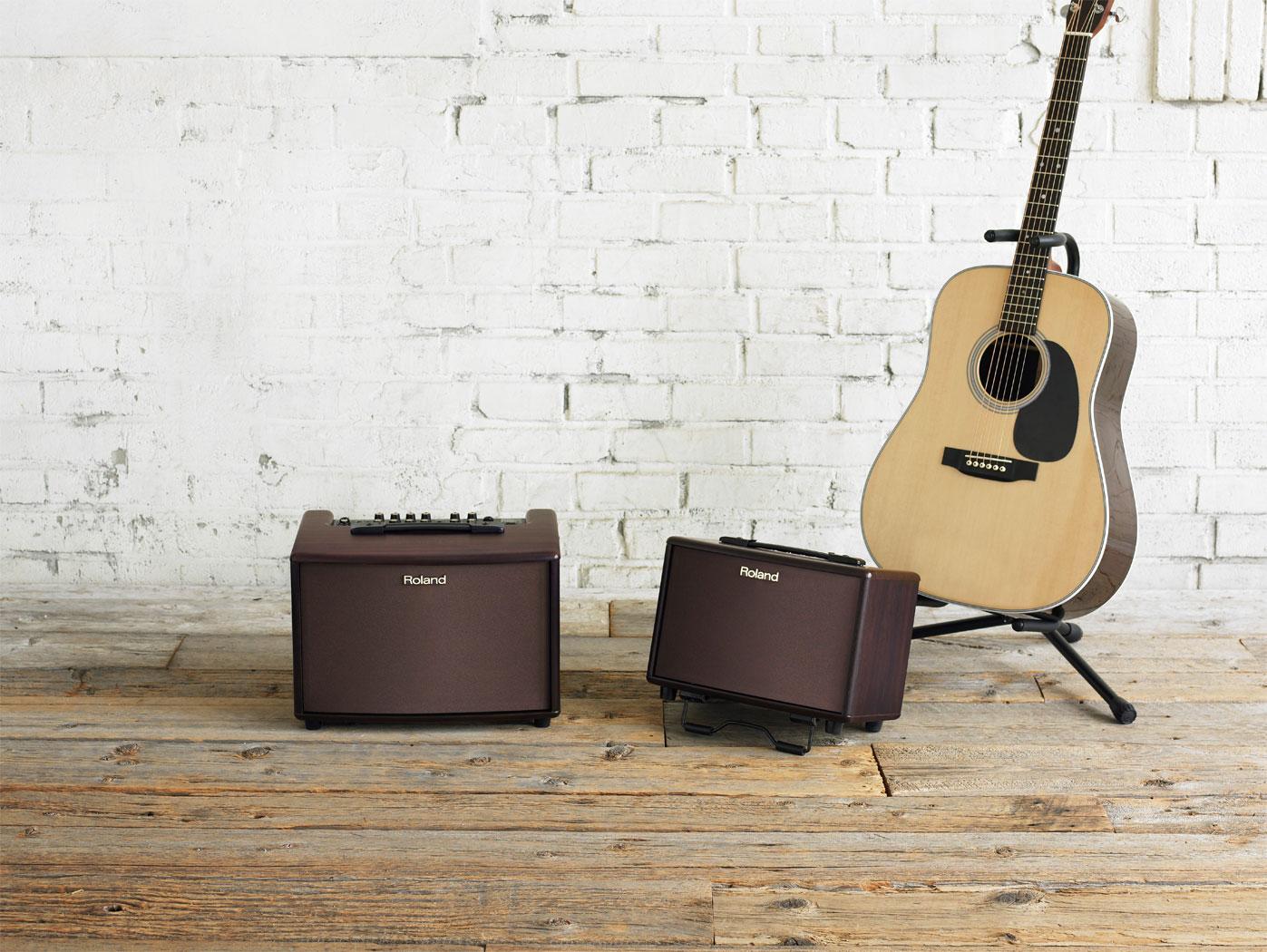 roland ac 60 acoustic chorus guitar amplifier. Black Bedroom Furniture Sets. Home Design Ideas