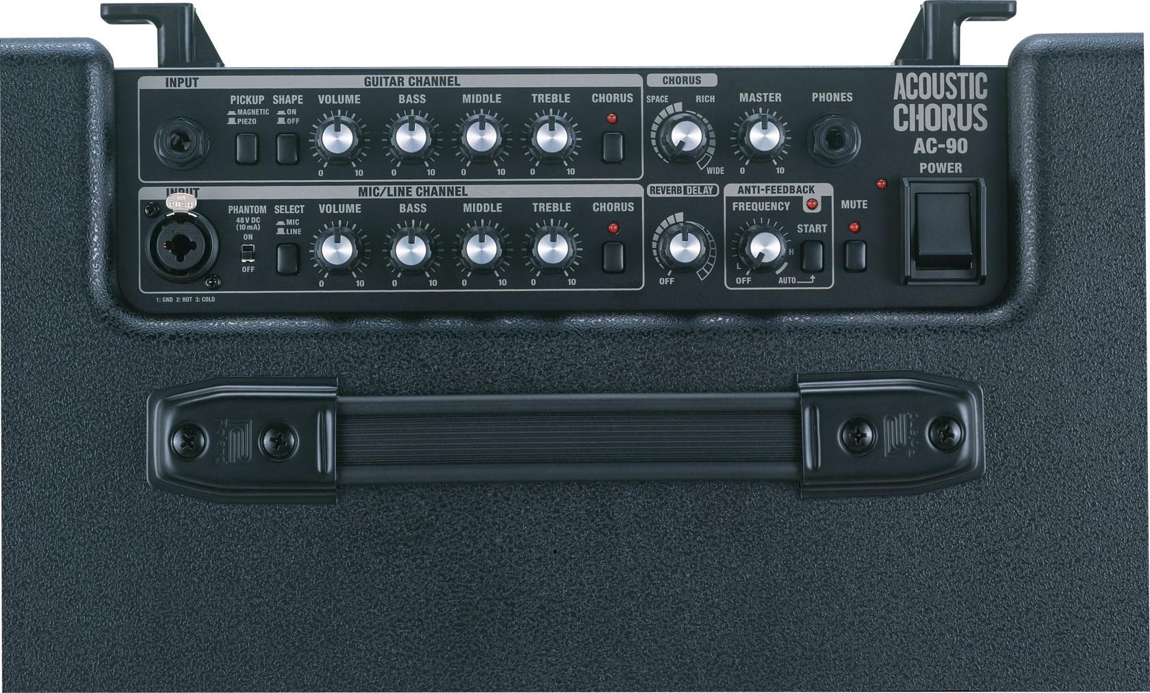 Roland Ac 90 Acoustic Chorus Guitar Amplifier