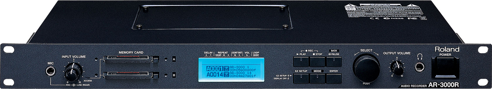 ROLAND AR-3000 RECORDER DRIVER FOR WINDOWS 7