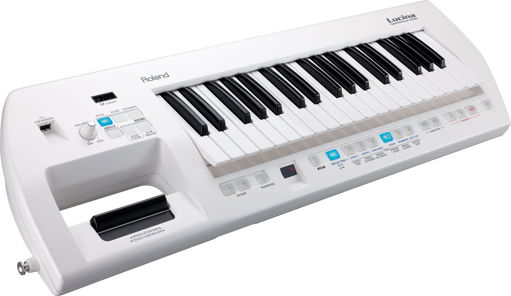 Roland - Lucina AX-09   Synthesizer