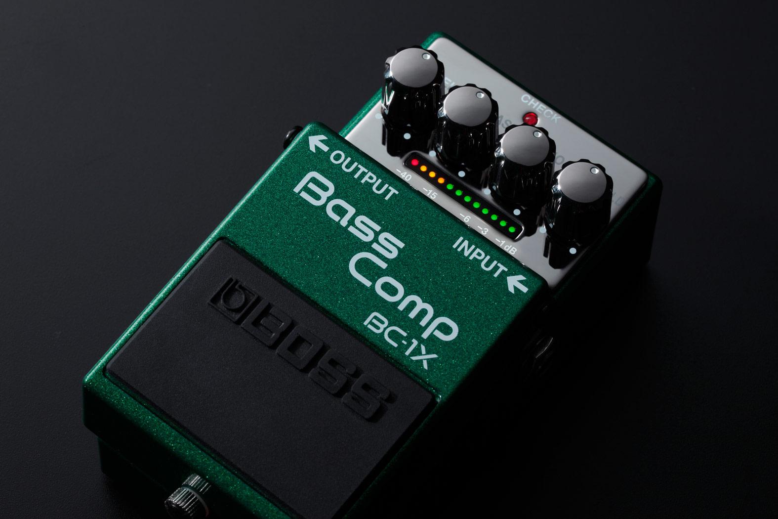 BOSS - BC-1X | Bass Comp
