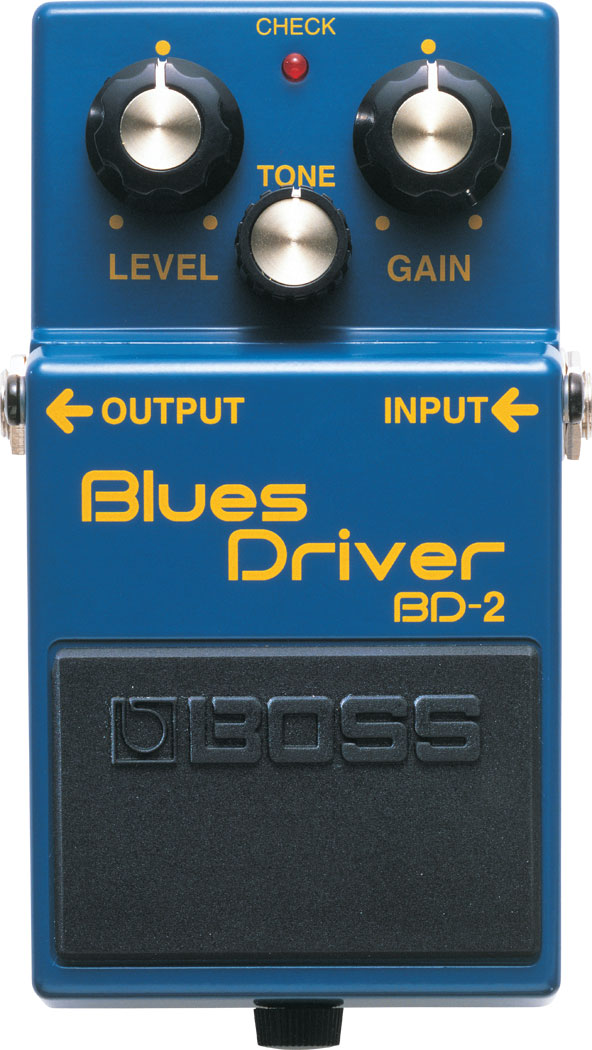 Boss bd-2 blues driver review – best overdrive pedal.