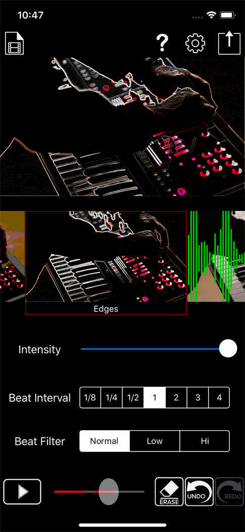 Roland - Beat Sync Maker | iOS app