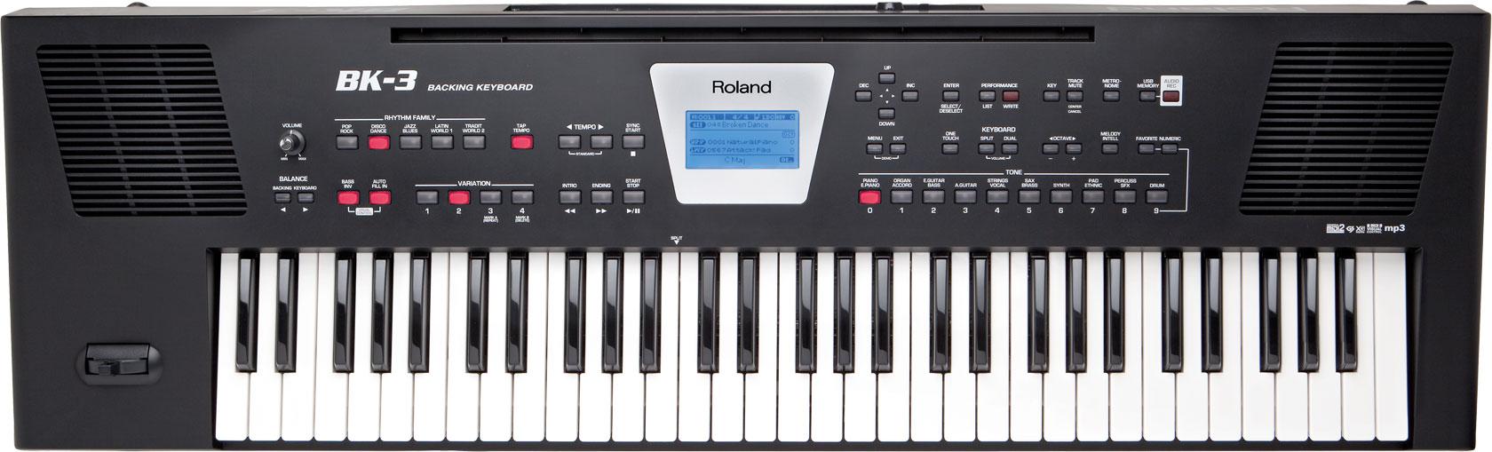 BK-3 | Backing Keyboard - Roland
