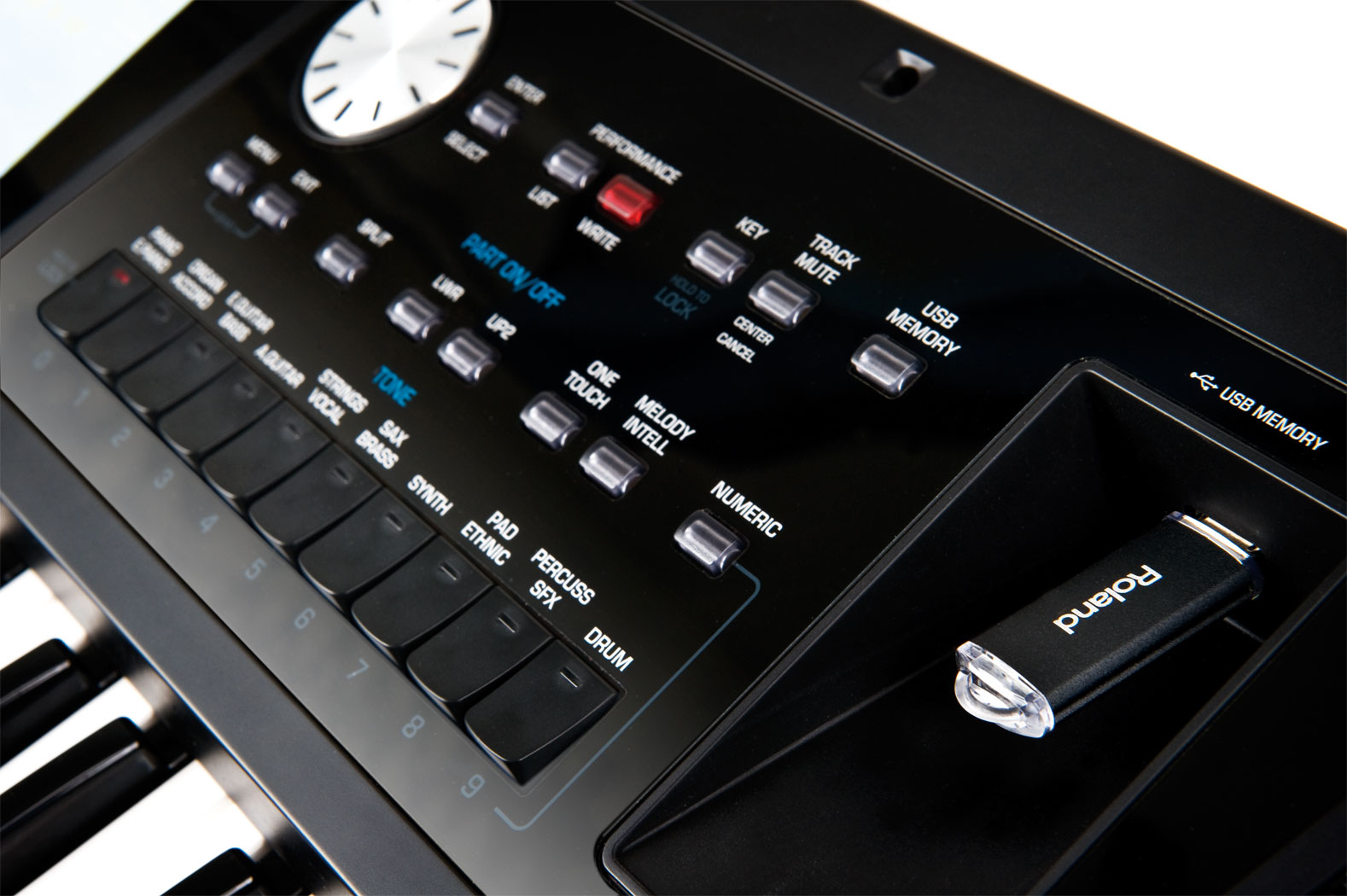 Roland - BK-5 | Backing Keyboard