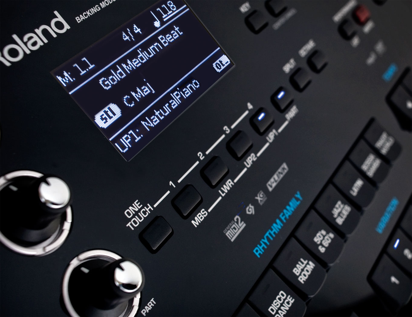 Roland - BK-7m | Backing Module