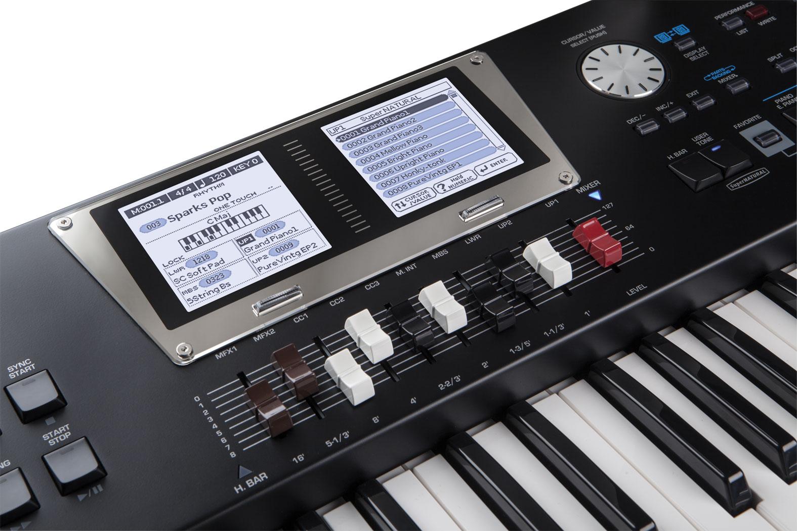 Roland - BK-9   Backing Keyboard