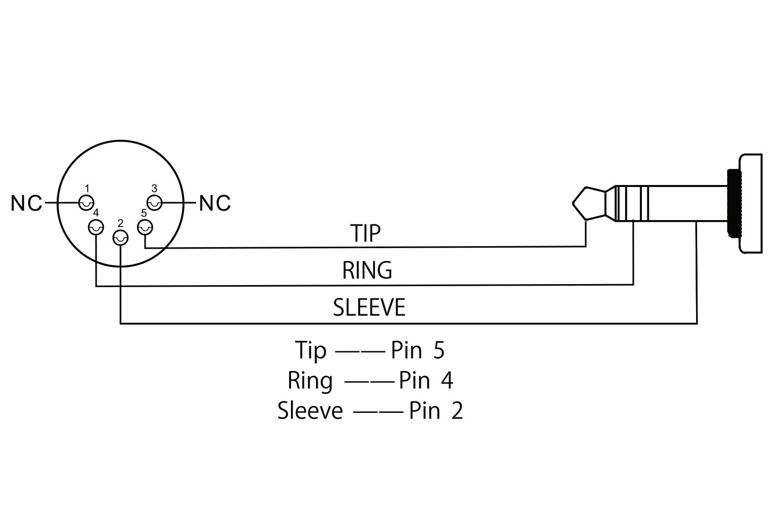 trs cable wiring diagram boss bmidi 5 35 trs midi cable  boss bmidi 5 35 trs midi cable