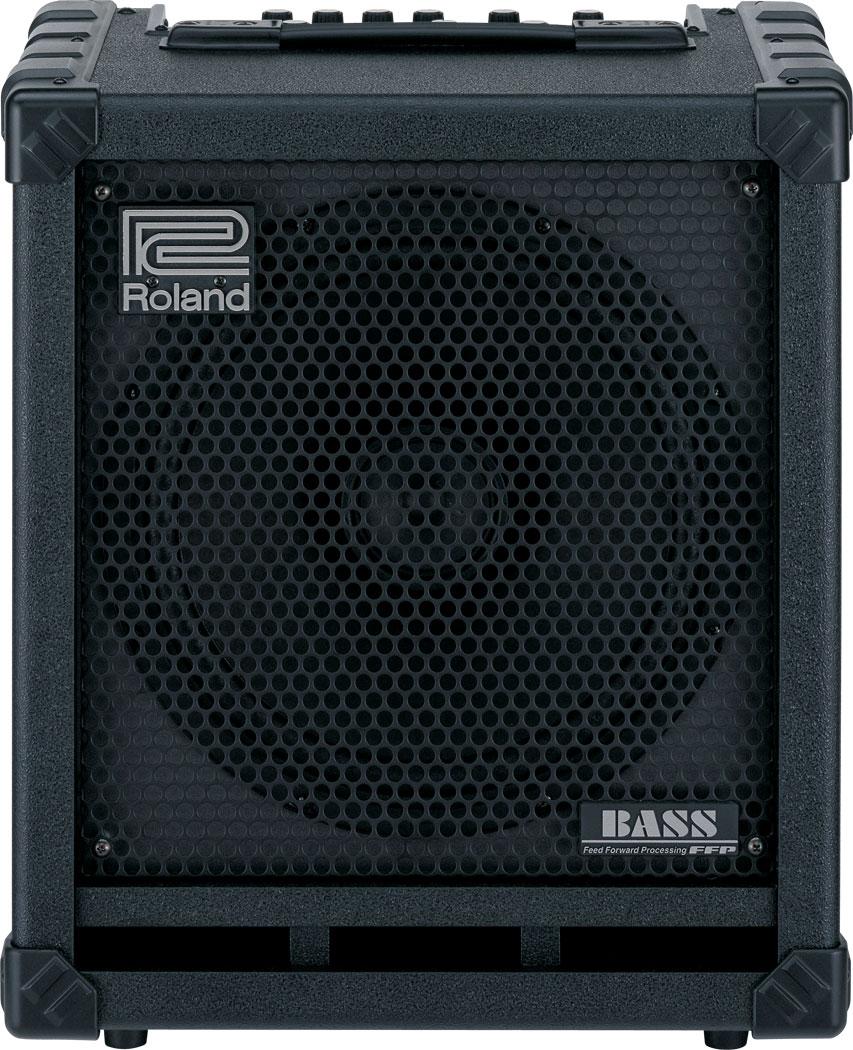 roland cube 100 bass bass amplifier. Black Bedroom Furniture Sets. Home Design Ideas