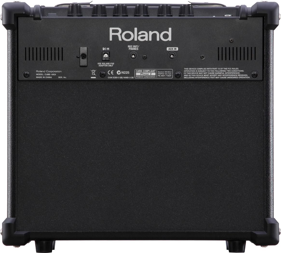 Roland - CUBE-10GX | Guitar Amplifier