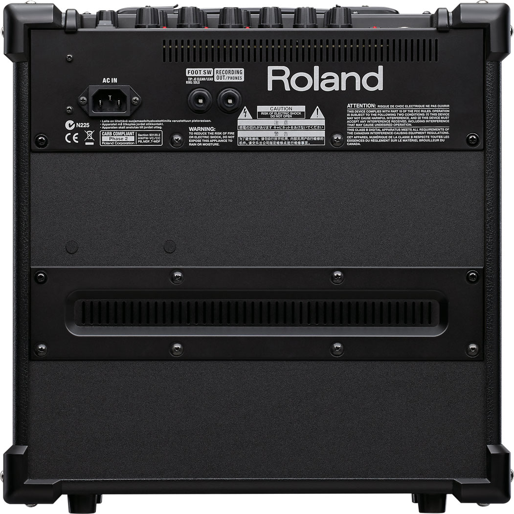 Roland Cube 20gx Guitar Amplifier Amp Input Jack Wiring