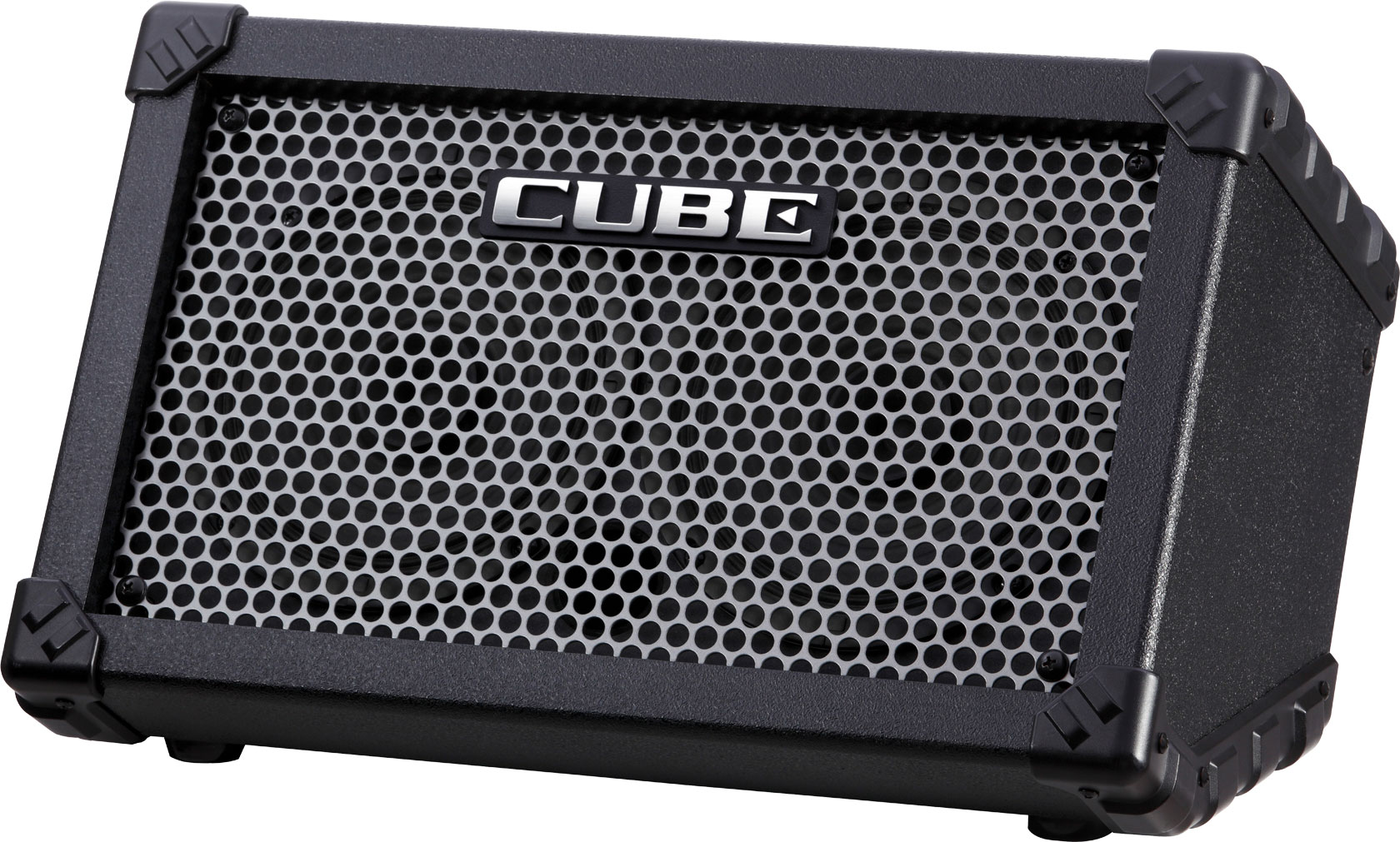 Roland Cube Street Battery Powered Stereo Amplifier Mini And Indicator Circuits Explained
