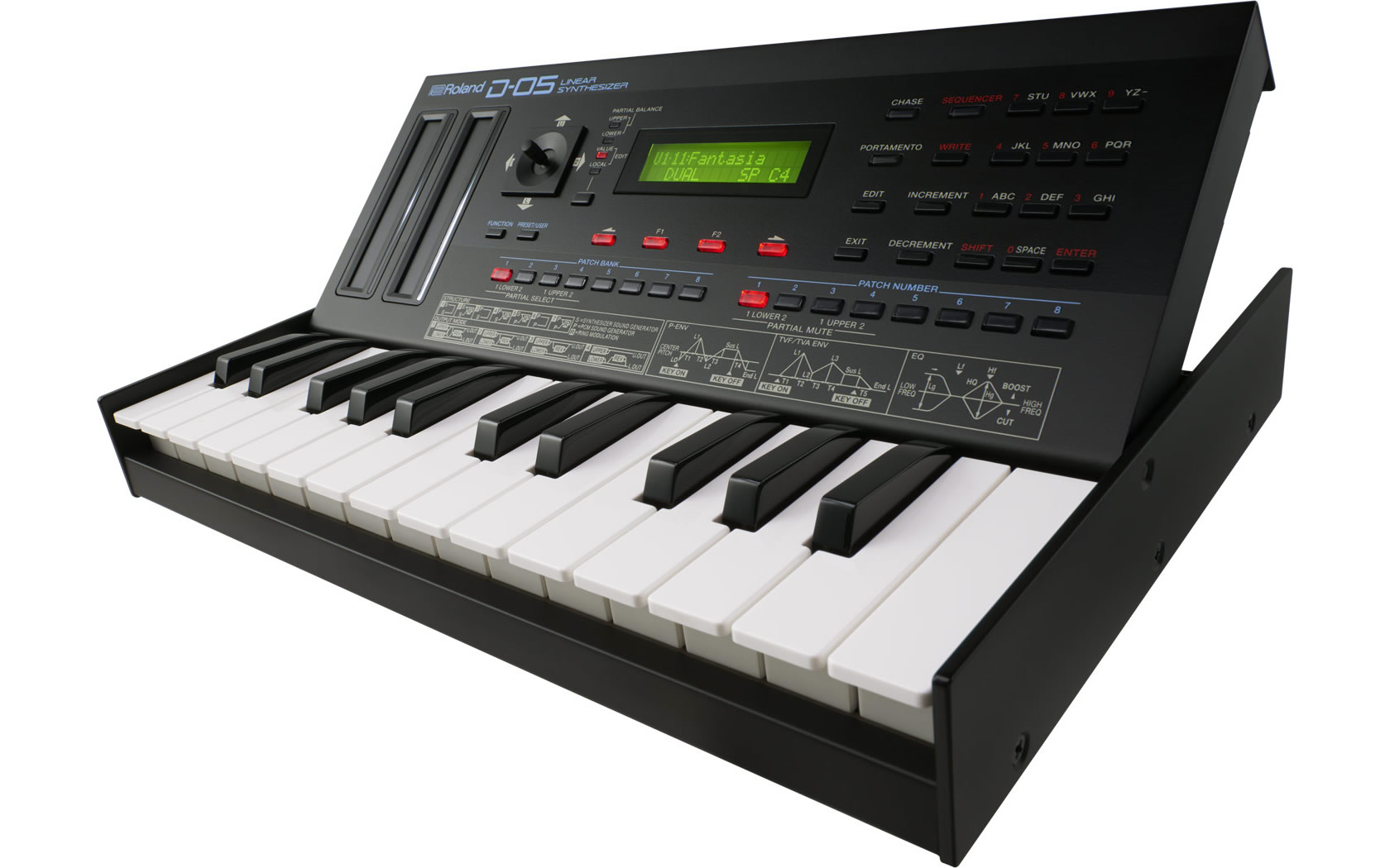 Roland - D-05 | Linear Synthesizer