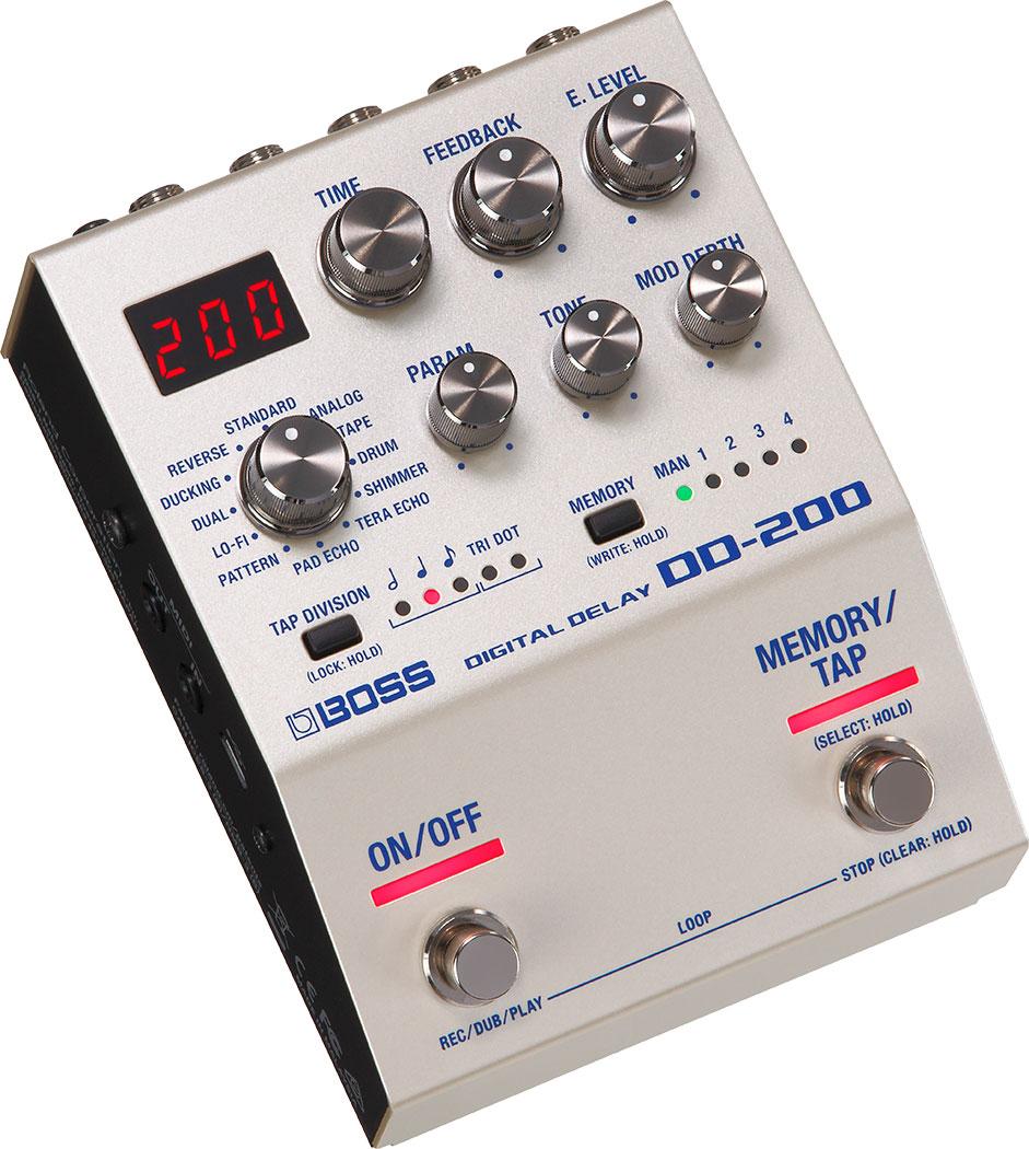 BOSS - DD-200 | Digital Delay