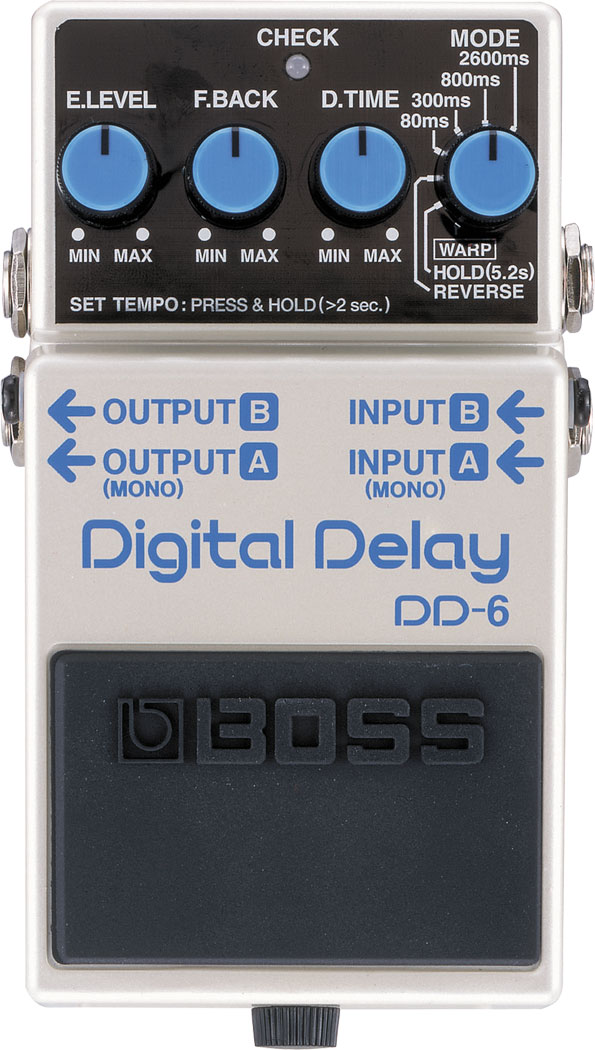 price reduced shoes for cheap cheap price DD-6 | Digital Delay - BOSS
