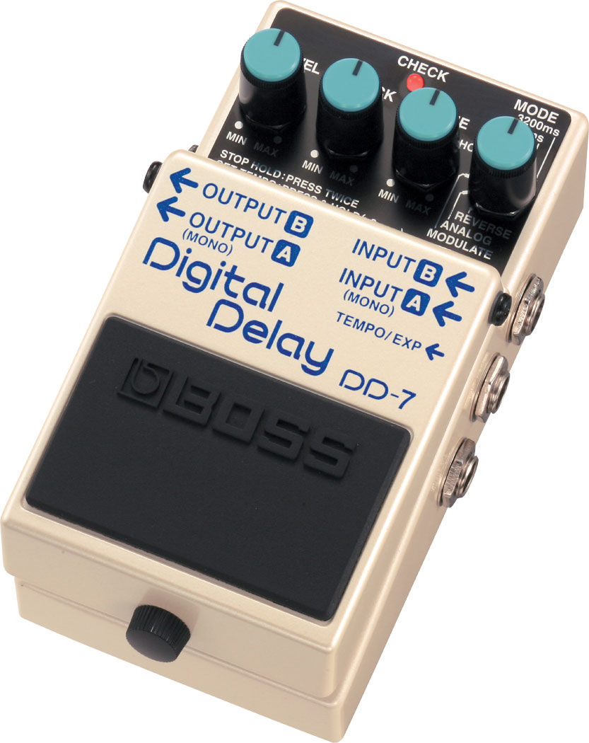 Boss Dd 7 Digital Delay Keyboard Sustain Pedal Wiring Diagram