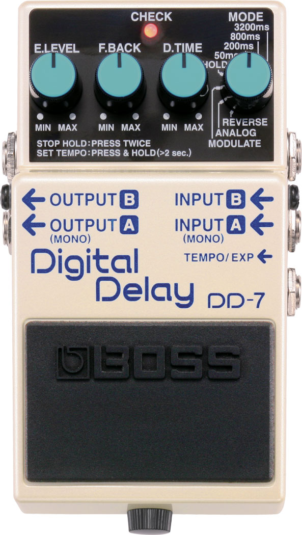 Boss dd 7 digital delay fandeluxe Images