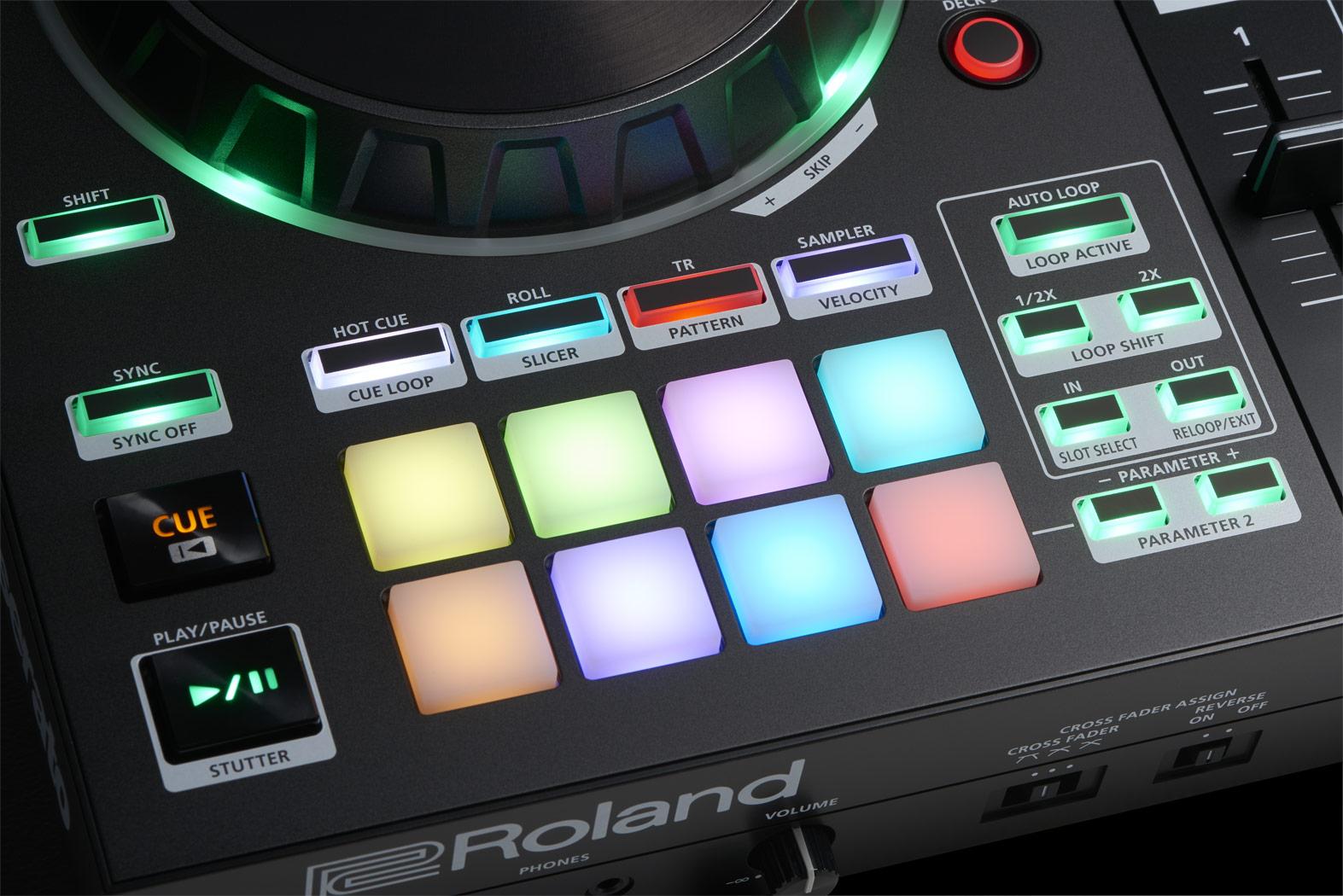 Roland - DJ-505 | DJ Controller
