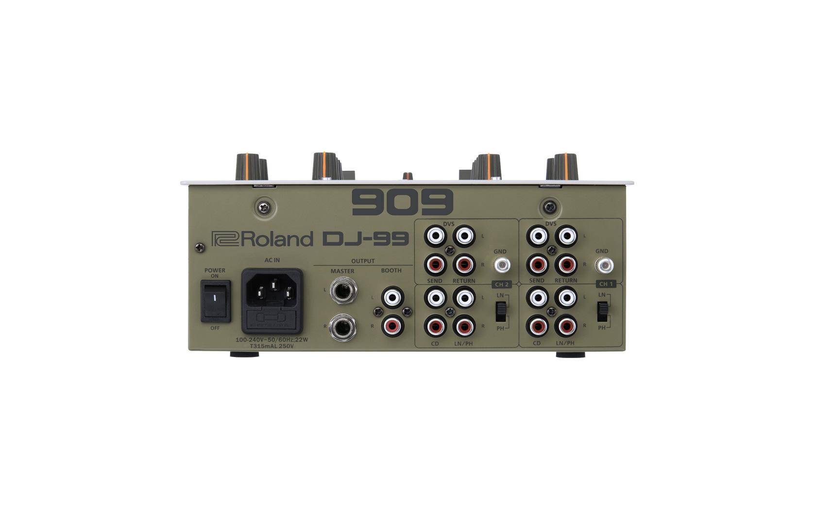 Roland - DJ-99 | DJ Mixer