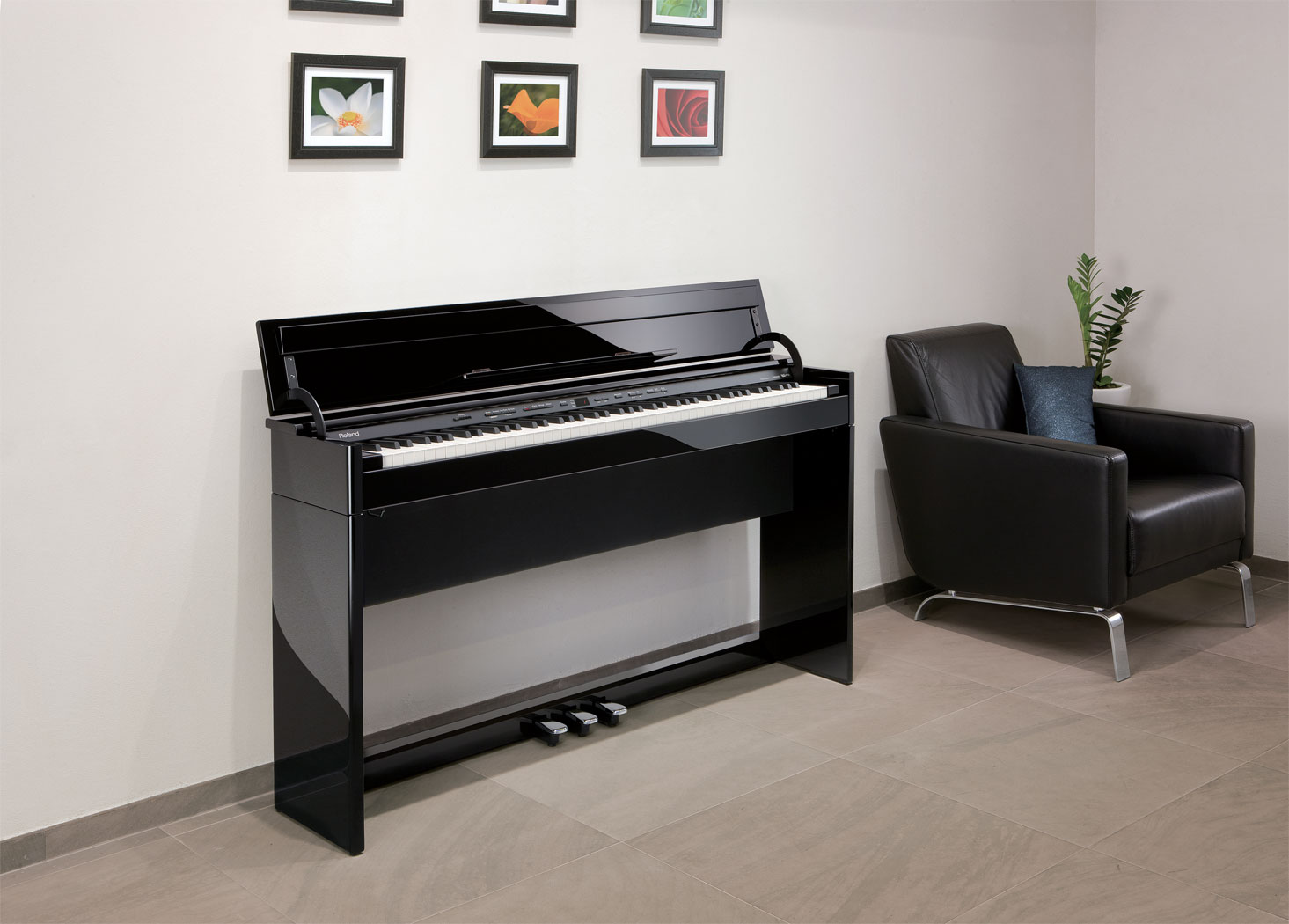 Roland - DP-990RF | SuperNATURAL Piano