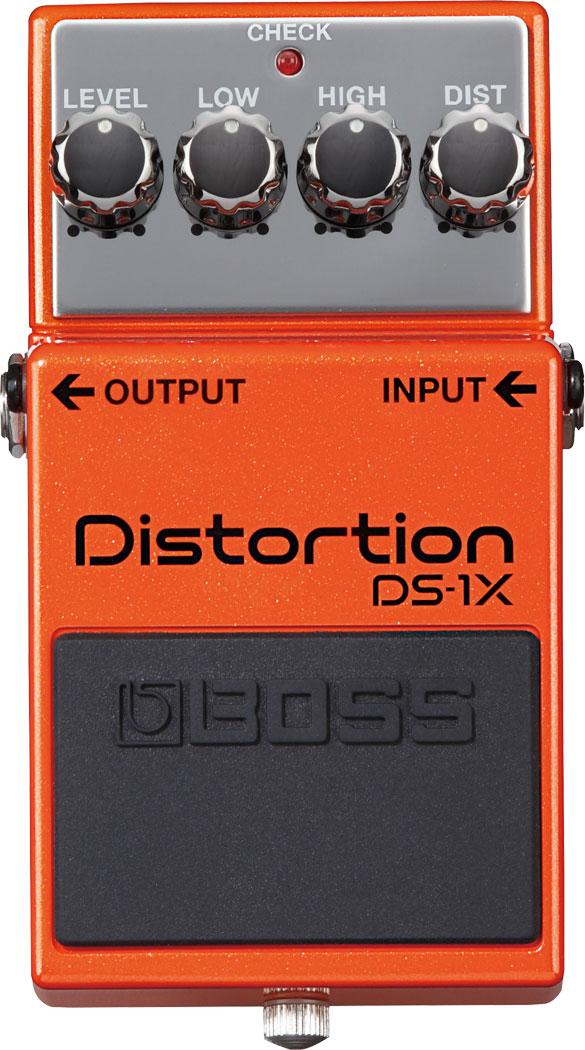 DS-1X | Distortion - BOSS