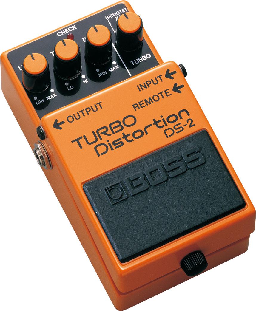 boss turbo distortion ds-2 инструкция