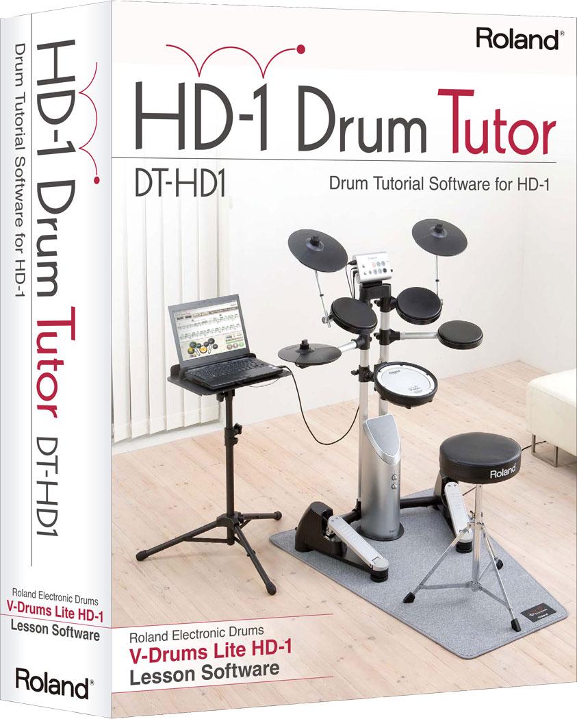 Roland DT-1 Drum Tutor